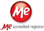 Official Registrar von .ME
